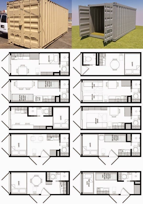 Container House Layout | Container homes | Pinterest