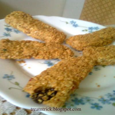 ingredient oatmeal breakfast bars | Recipes to Try | Pinterest