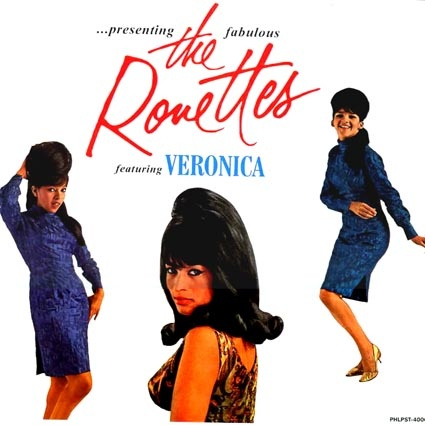 The Ronettes Presenting The Fabulous Rosettes