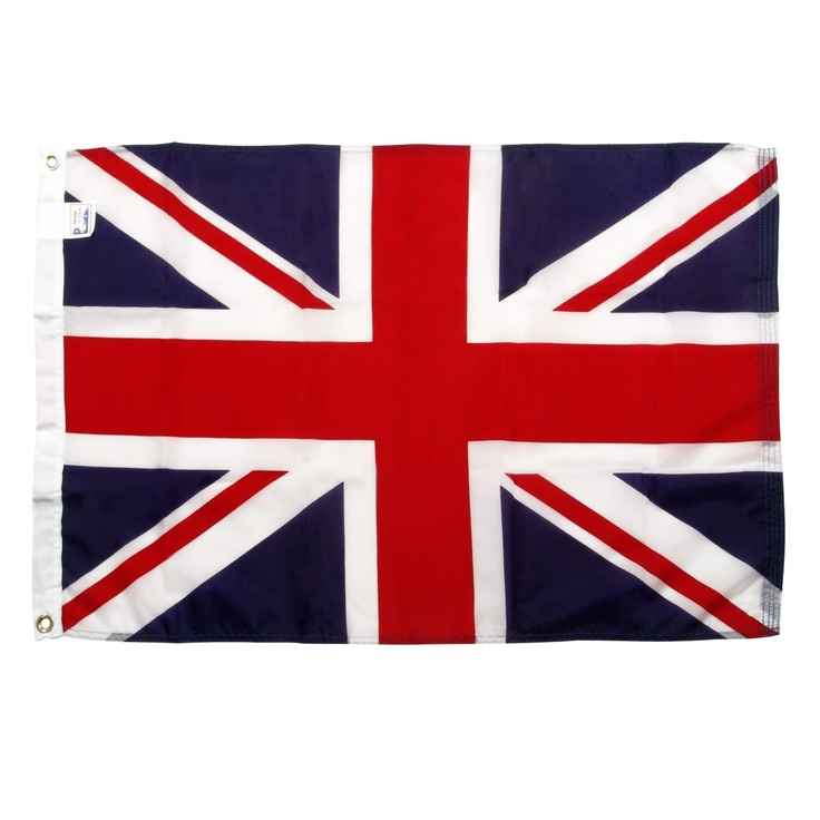 united kingdom flag history