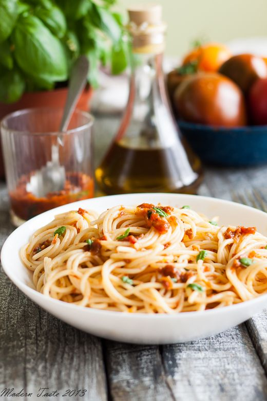 Modern Taste: The simplest tomato sauce | Tomato | Pinterest