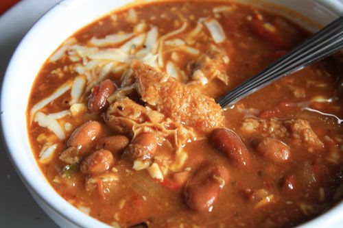 tripe chili | food | Pinterest