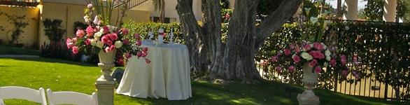 Southern California Wedding Venues | Miramonte Resort & Spa | Palm Springs Weddings