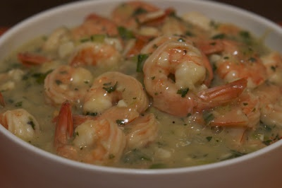 Miso Garlic Butter Shrimp-Yeah baby!!! | The Chef is in...now Inspire ...