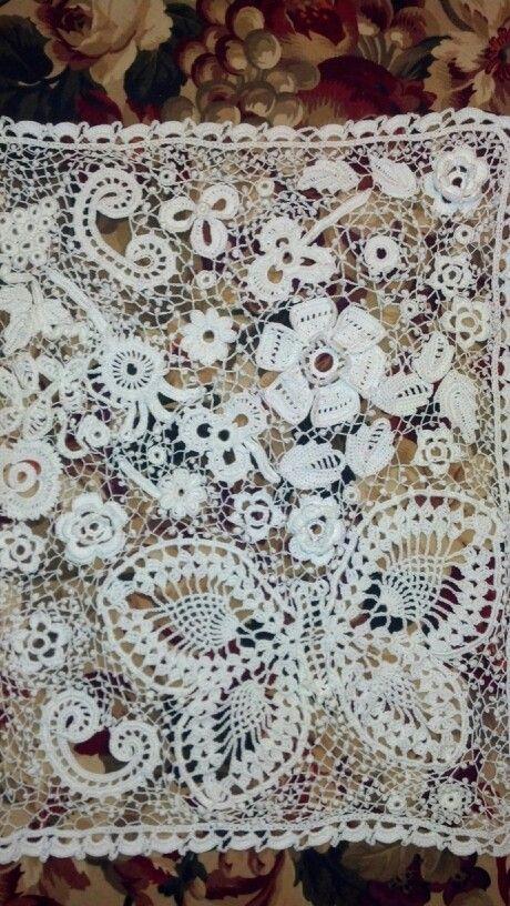 Irish Crochet Lace