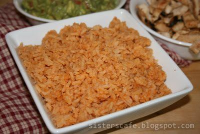 spanish rice ~ I am the biggest sucker for good homemade rice and my ...