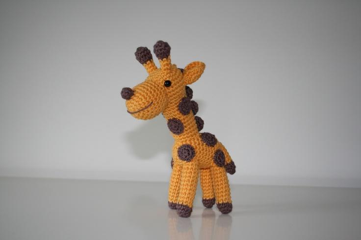 Amigurumi Giraffe : Amigurumi Giraffe ( ? )  Amigurumi!!  Community Board ...