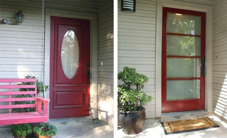 4 Panel Glass Door Home Pinterest