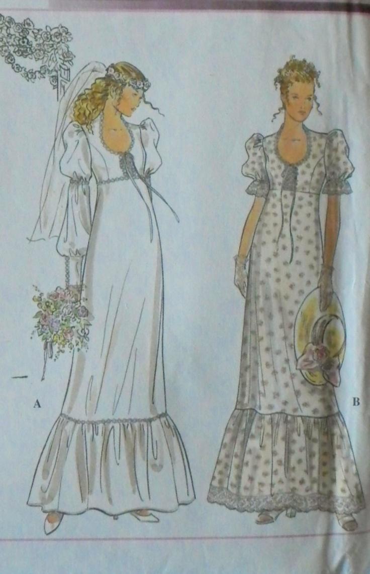 Wedding Peasant Dresses 65