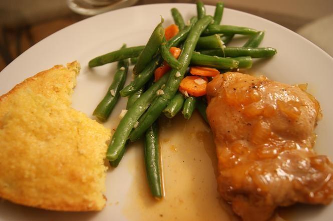 Peach whiskey barbecue chicken | nomnomnom... | Pinterest