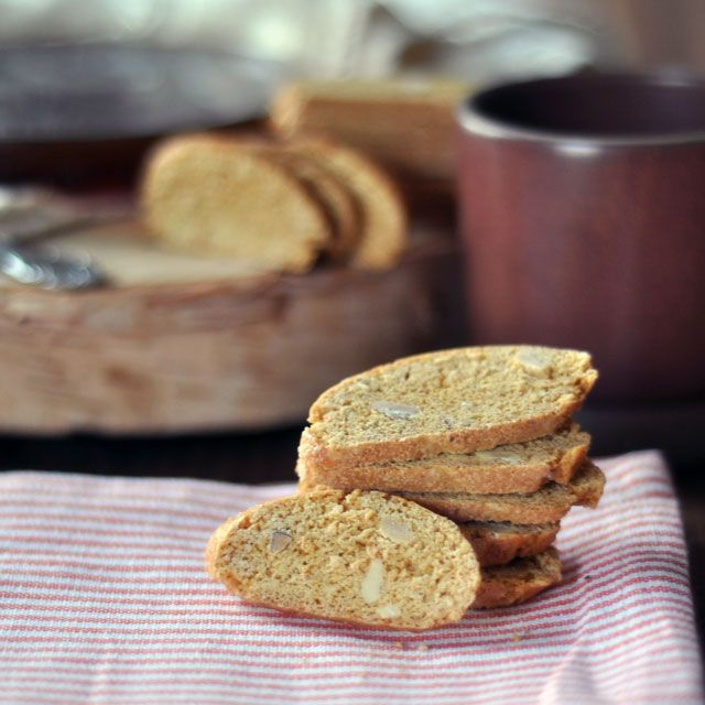 Saffron Biscotti | bars and cookies | Pinterest