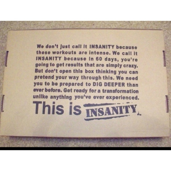 Lovin' my Insanity!