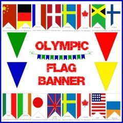 colors of the olympic flag