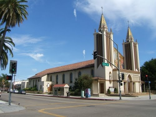 Long Beach St Anthony Catholic Church