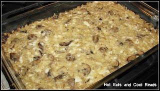 Mushroom and Brown Rice Casserole Recipe | Healthy Eats | Pinterest