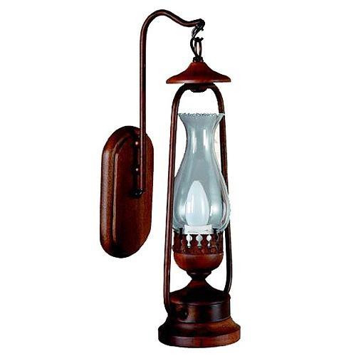 Lantern Style Wall Sconces : Rustic Lantern Wall Sconce Interiors Pinterest