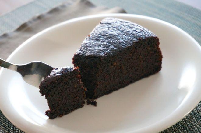 Gluten-free, Dairy-free Chocolate Orange Cake