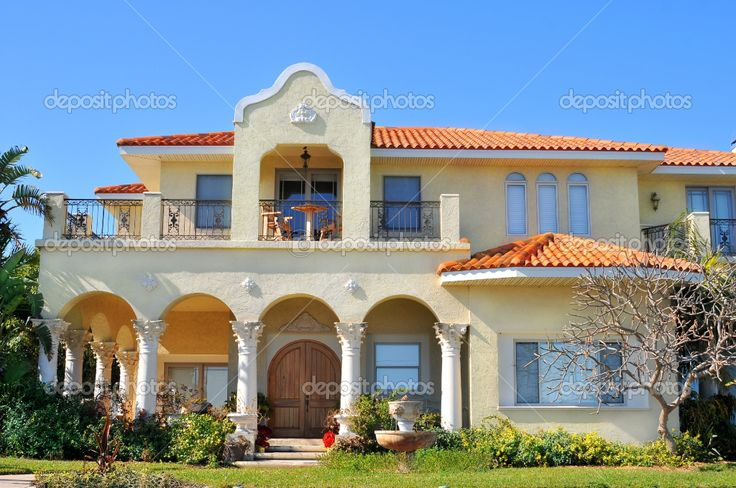 Neo mediterranean style home architecture for Spanish mediterranean architecture