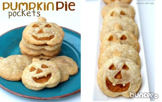 Pumpkin Pie Pockets! buncee.com