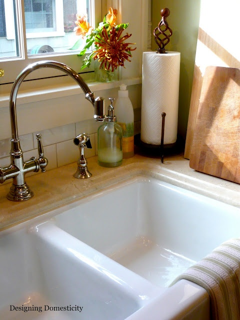 cleaning ikea farmhouse sink. Black Bedroom Furniture Sets. Home Design Ideas