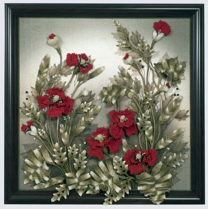Цветок макраме своими руками