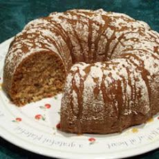 Apple Honey Bundt Cake Recipe sans nuts | All Things Jewish | Pintere ...