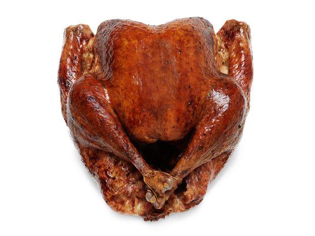 Basic Roast Turkey Recipe : Food Network Kitchen