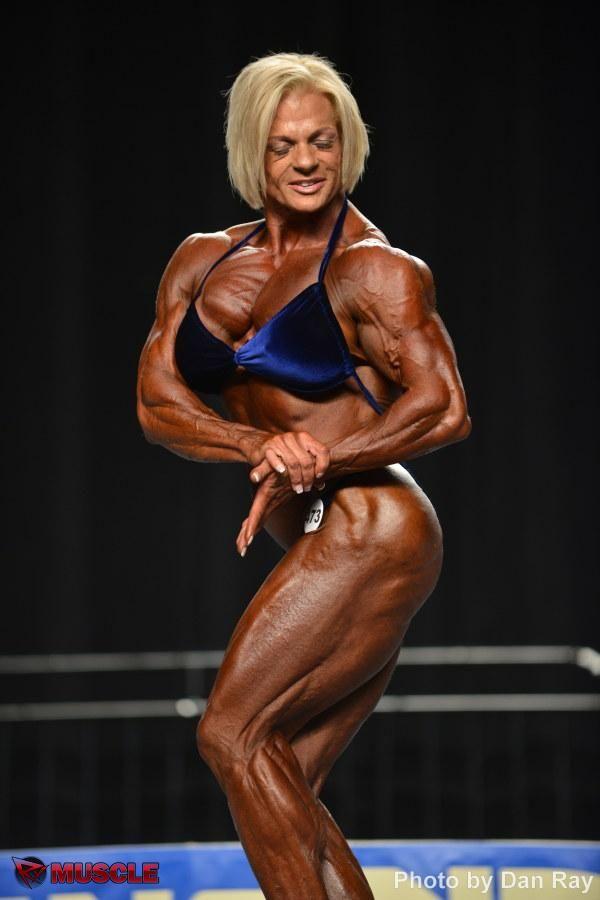 Sue Scheppele | Lady Muscle | Pinterest