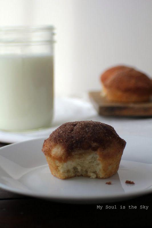 Cinnamon Brown Butter Breakfast Puffs | Recipes - breads | Pinterest