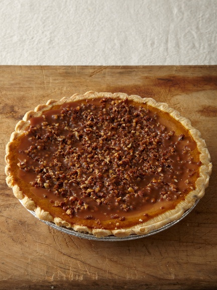 pumpkin pecan praline pie | Yums | Pinterest