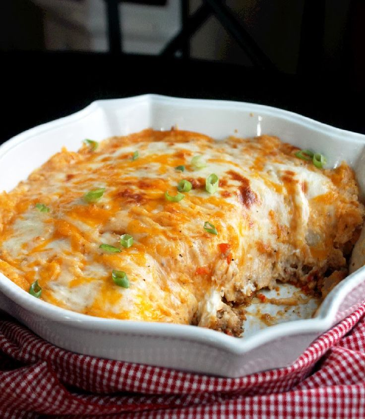 Cheesy Creole Shepherds Pie | Meat and Potatoes, who can resist such ...