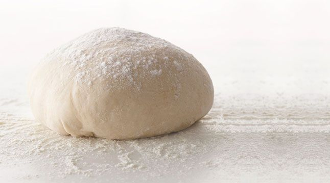 fantastic pizza dough recipe in this month's bon appetit. A must try ...