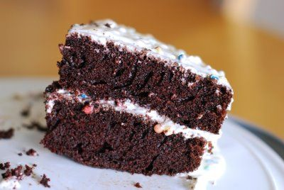 Chocolate cake i can attest its goodness definitely the best chocolate