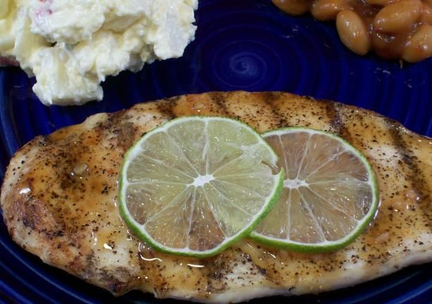 Chicken Breasts in Ginger Lime Sauce. Photo by Crafty Lady 13