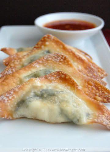 Cream Cheese Wontons | Food, Drinks & Desserts | Pinterest