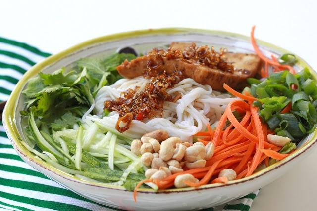 Tofu Salad | Food Bites - Eat Well | Pinterest