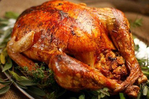 Roast Turkey with Turkey Gravy | TEXAS BBQ Grilled Meats &More Birds ...