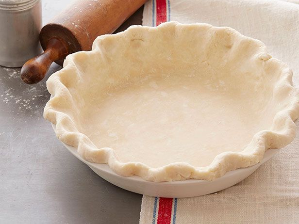 dough is the chilled butter which results in a flaky and rich crust ...
