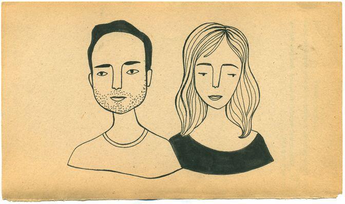 Ink drawings jordan grace owens paper doll pinterest for Ink drawings easy