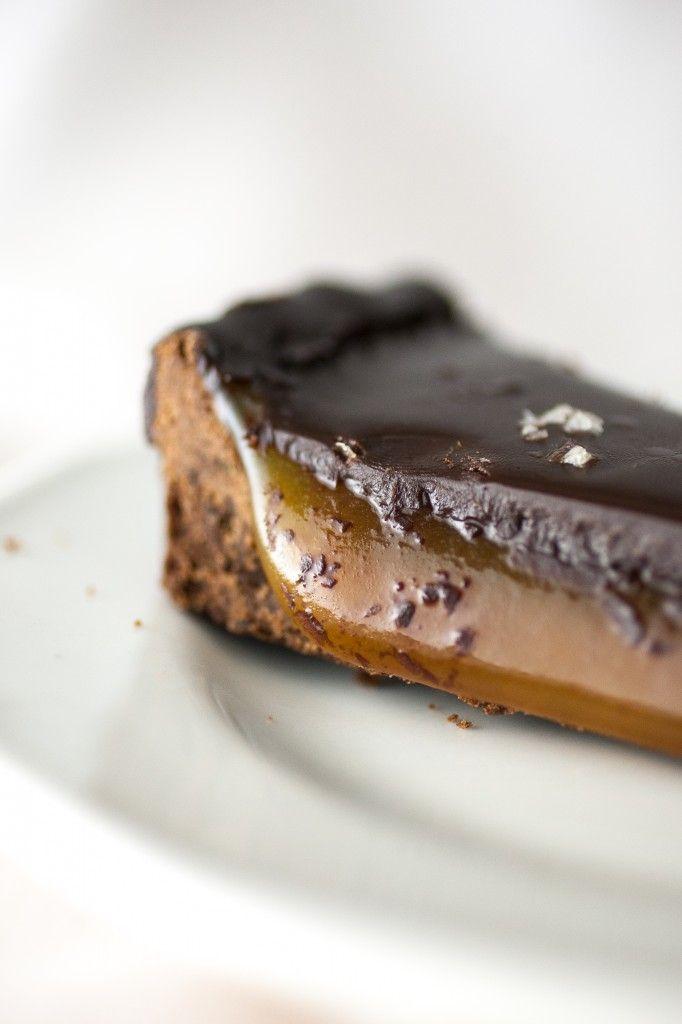 Salted Chocolate Caramel Tart Recipes — Dishmaps