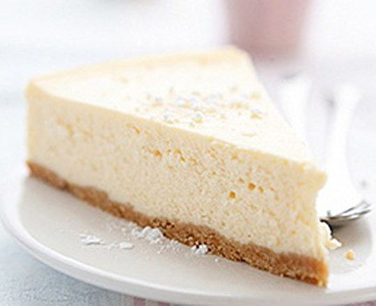 Easy Lemon Cheesecake | Cheesecake | Pinterest