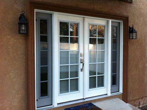 french doors exterior home door ideas pinterest