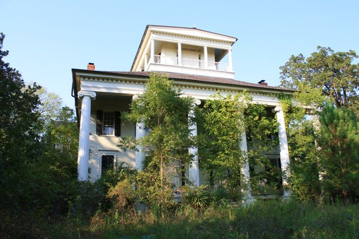 Abandoned antebellum homes how sad abandoned buildings for Antebellum plantations for sale