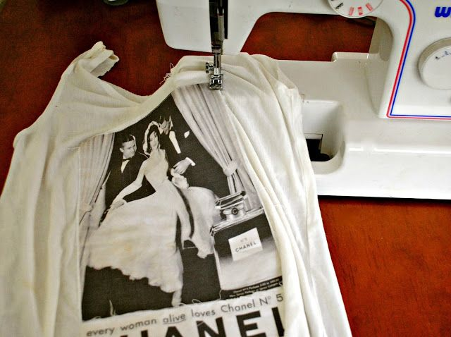 Diy fabric with transfer paper news news nanjing hi for Own the couture
