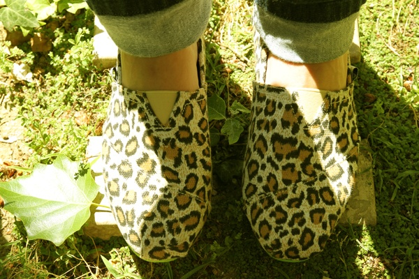 GreenBean Barcelona #Nairobi #animalprint #guepardo #fashion #espadrilles #shoes #summer