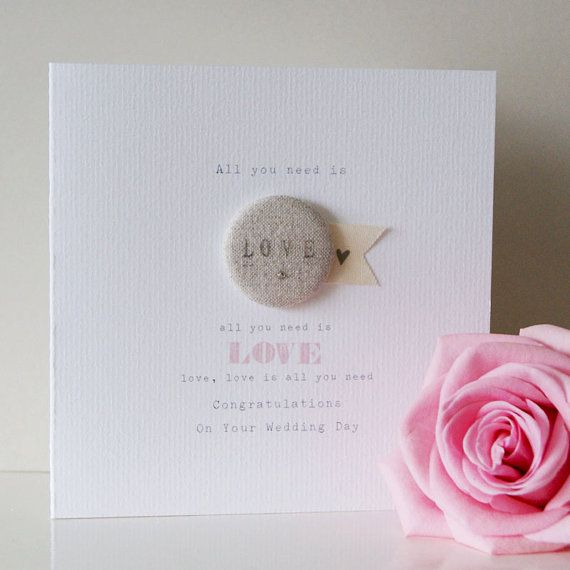 Image Result For Personalised Wedding Cards