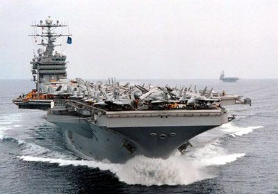 Uss george washington aircraft carrier anchor s aweigh my boys anc