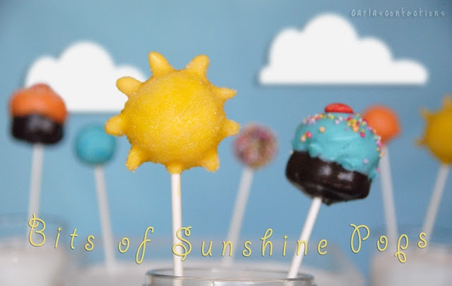 Sunshine Pops Recipe — Dishmaps