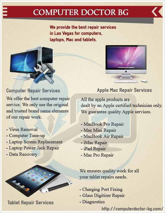 computer service vegas: