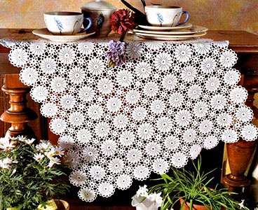 Free Crochet Doily Patterns in Vintage Designs - Page 5
